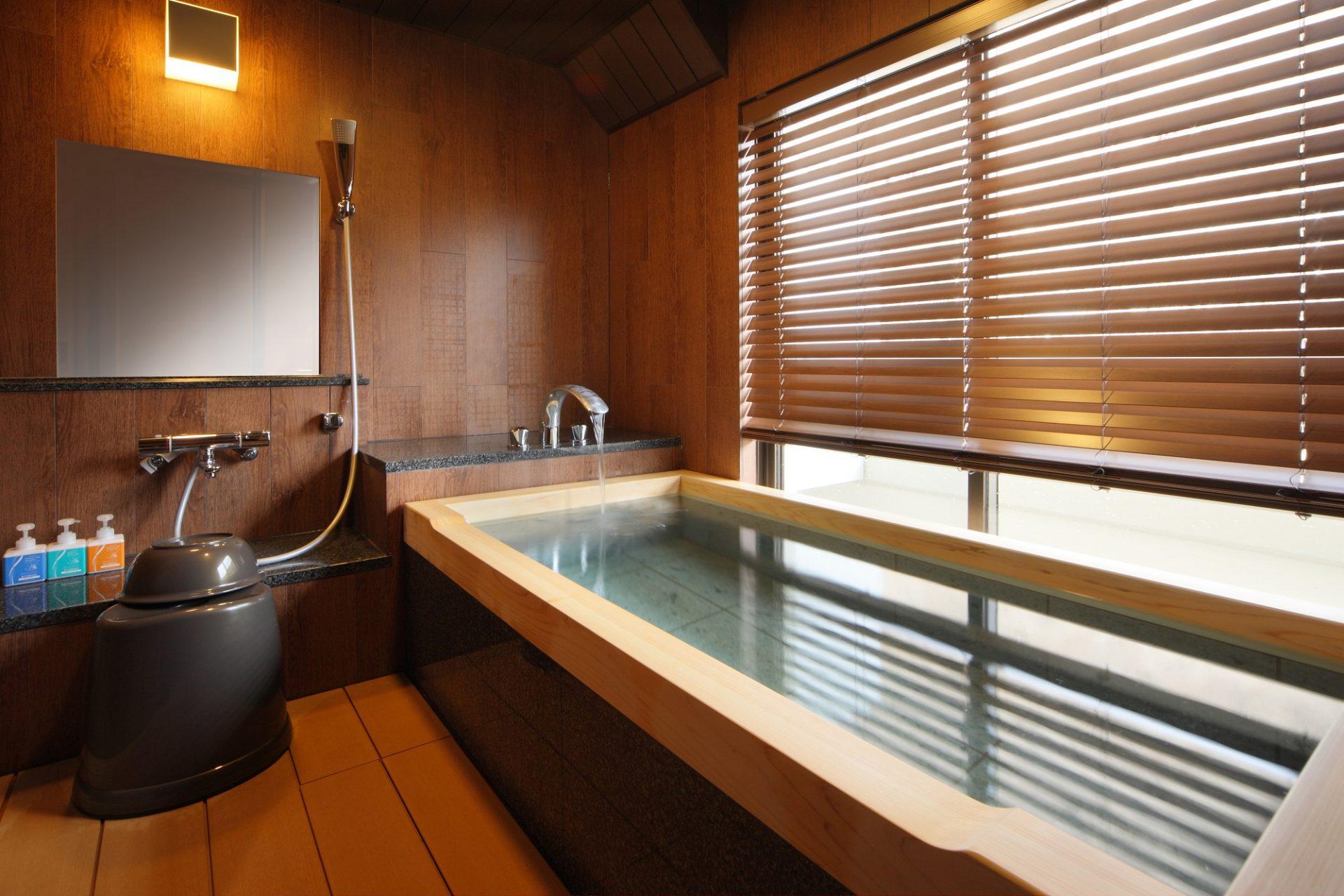 鬼怒川Asaya飯店和洋室景觀風呂
