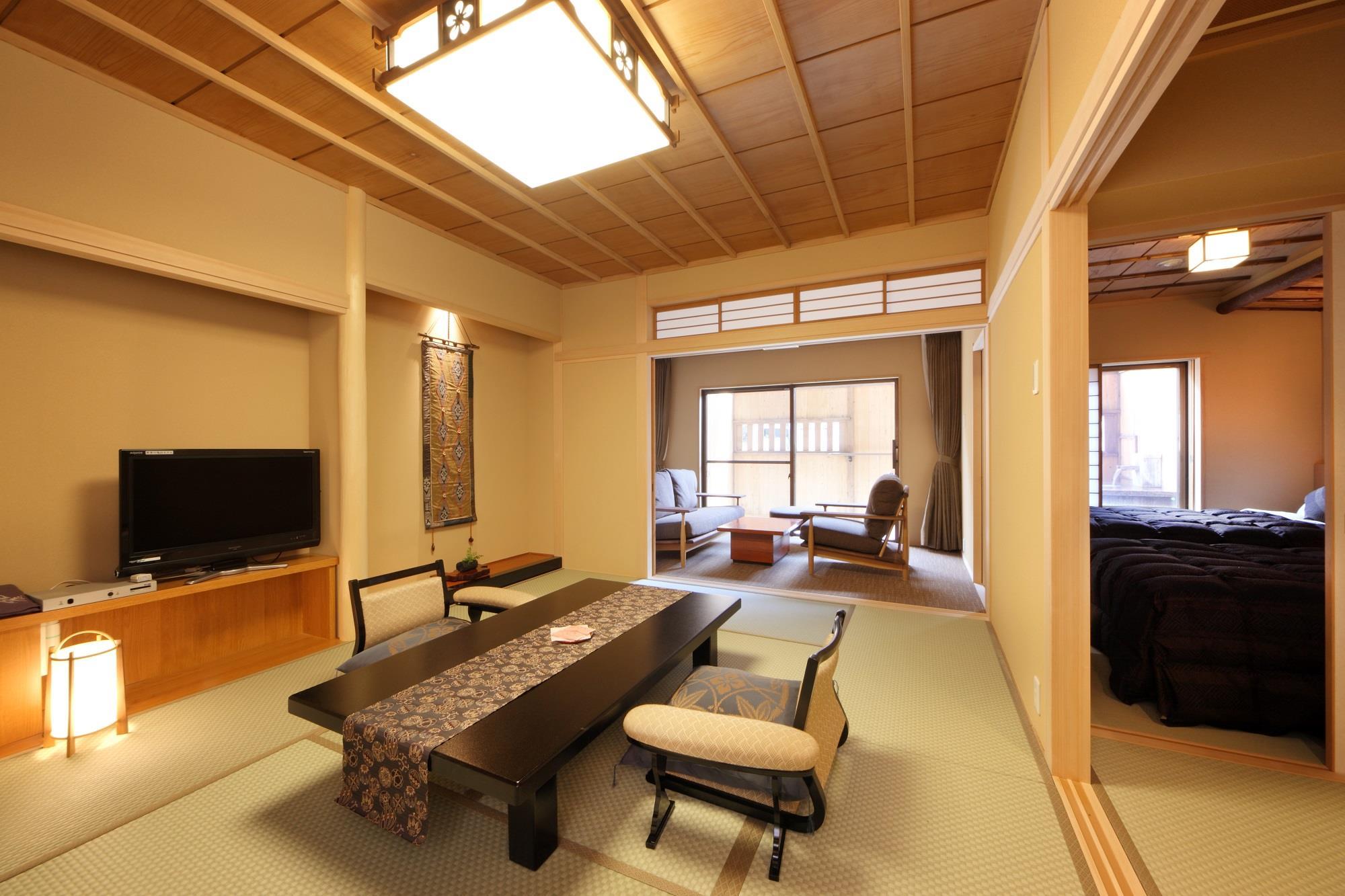 鬼怒川Asaya飯店和洋室