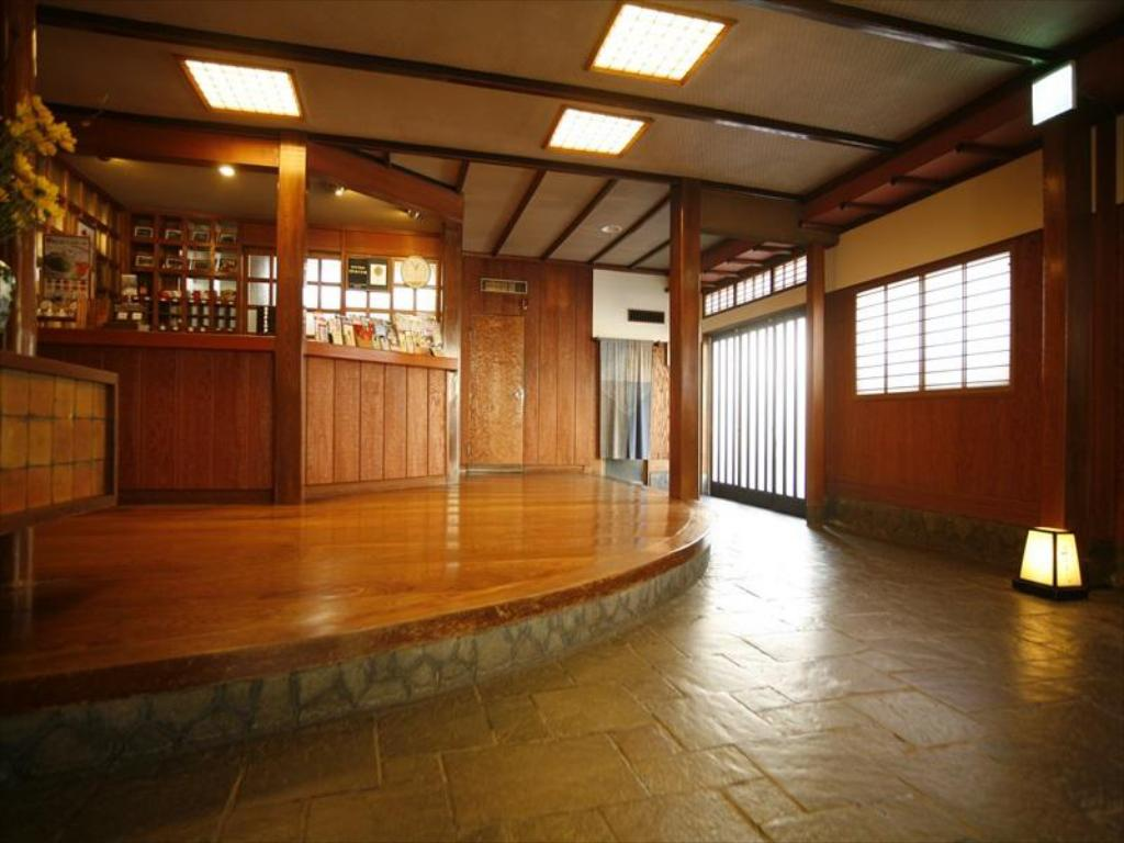 城崎溫泉千年之湯古萬大廳