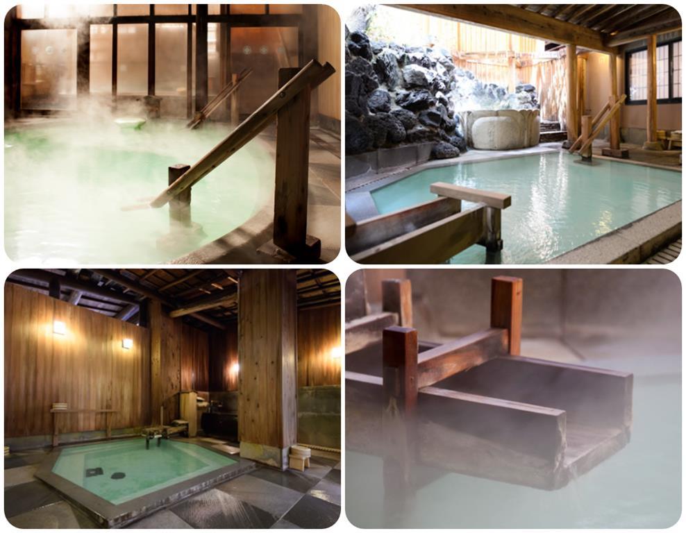 草津奈良屋旅館溫泉