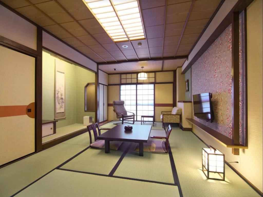 草津溫泉奈良屋一般和室