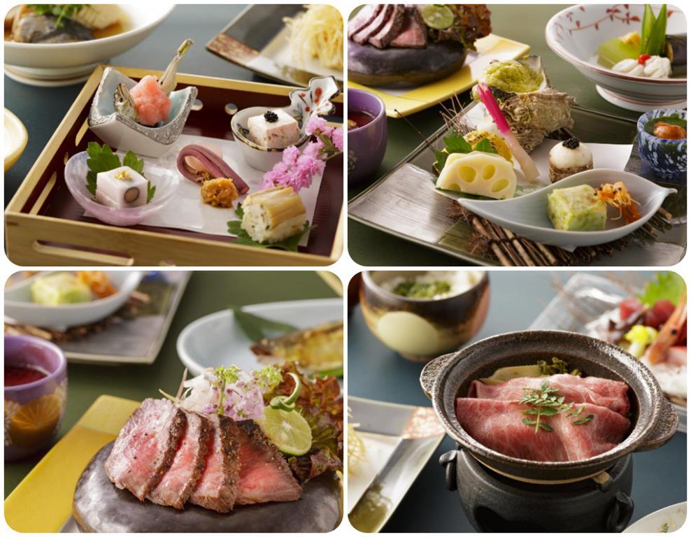 草津溫泉奈良屋料理