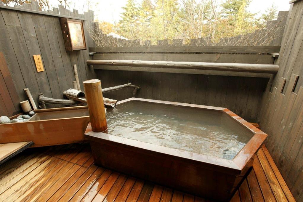 草津溫泉季之庭貸切風呂光座
