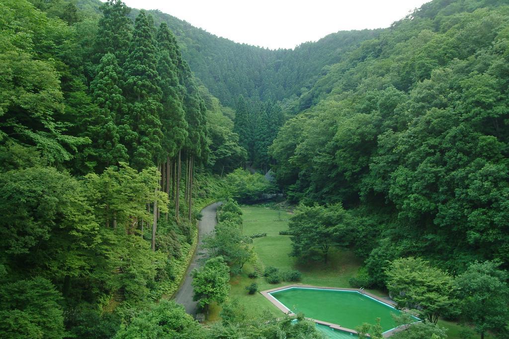 城崎溫泉西村屋招月庭森林庭園