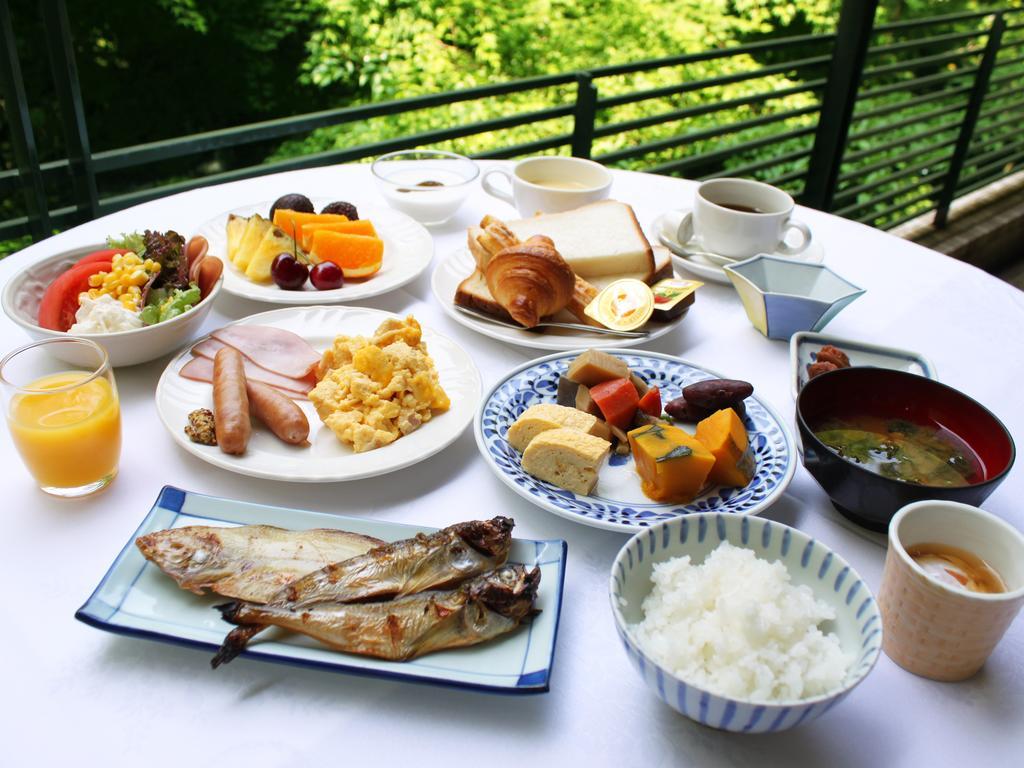 城崎溫泉西村屋招月庭早餐吃到飽