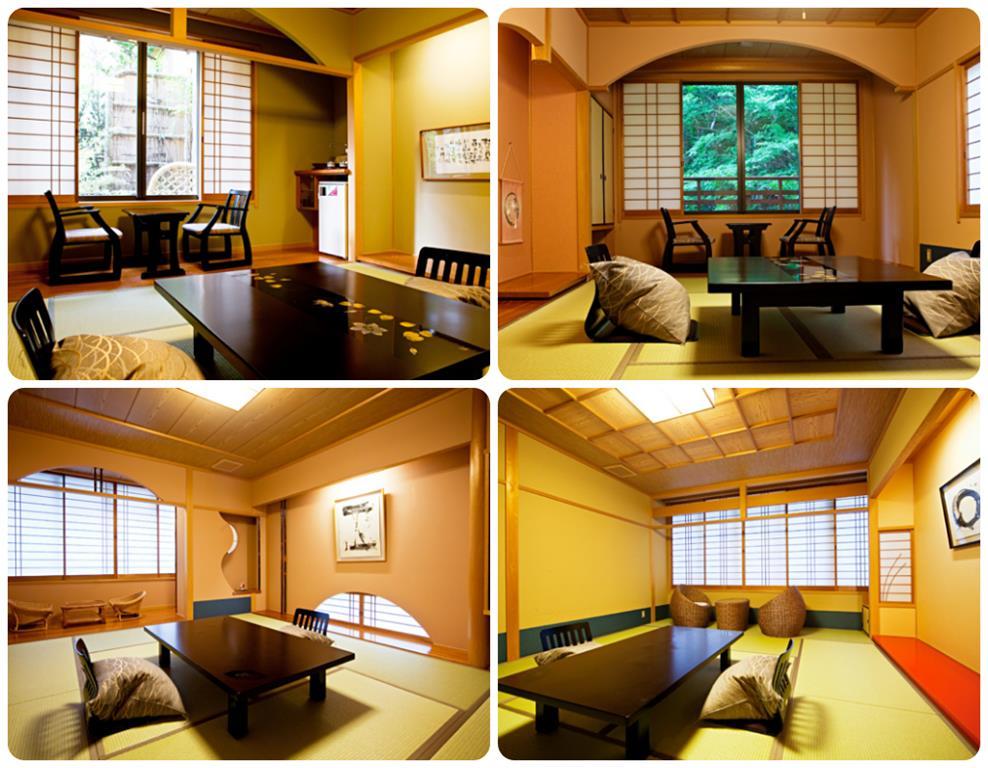城崎溫泉Tsuki no Shizuku旅館一般和室