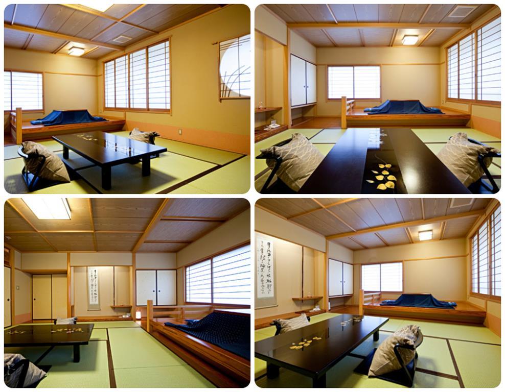 城崎溫泉Tsuki no Shizuku旅館和室附電暖桌房