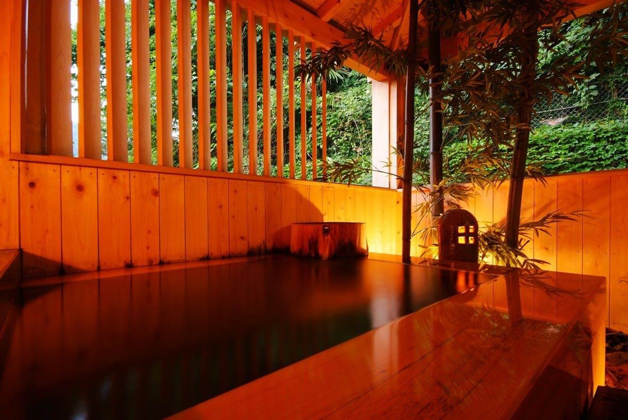 城崎溫泉Tsuki no Shizuku旅館私人貸切風呂