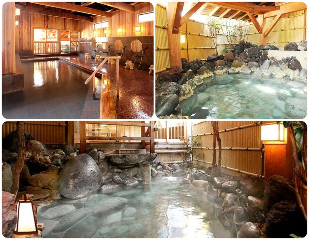 草津溫泉望雲旅館西之湯