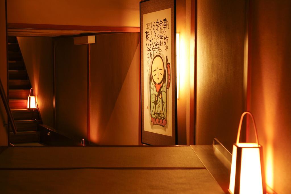 城崎溫泉樁(Tubaki)旅館地藏畫