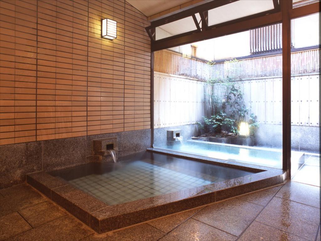 城崎樁之旅館一般溫泉風呂