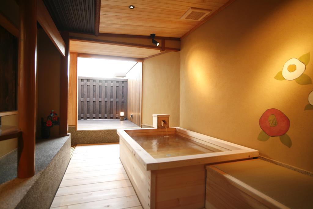 城崎樁之旅館私人風呂風花之湯