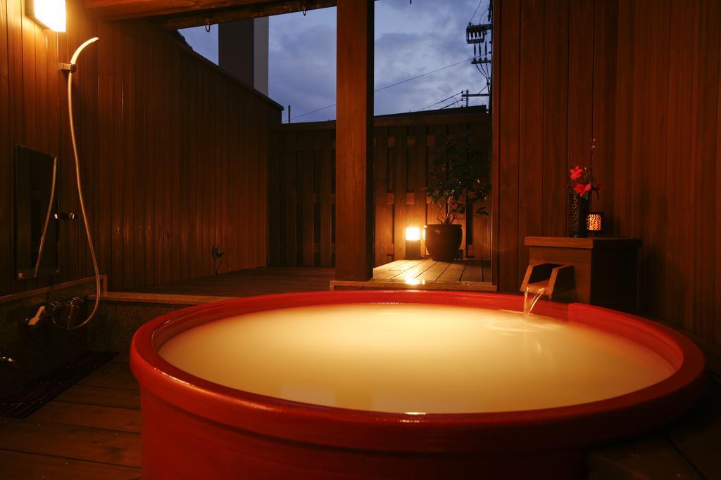 城崎樁之旅館私人風呂更紗之湯