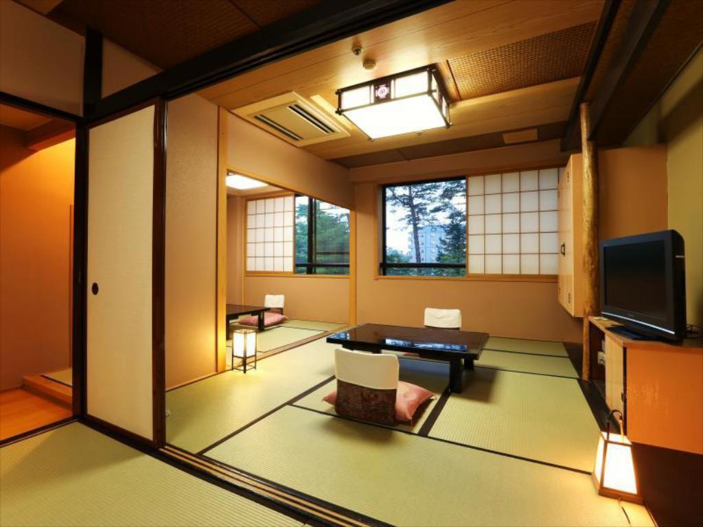 草津櫻井飯店本館高級和室