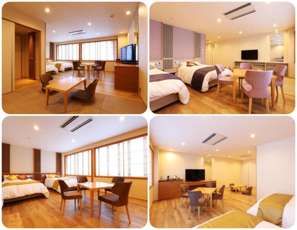 草津櫻井飯店和洋室