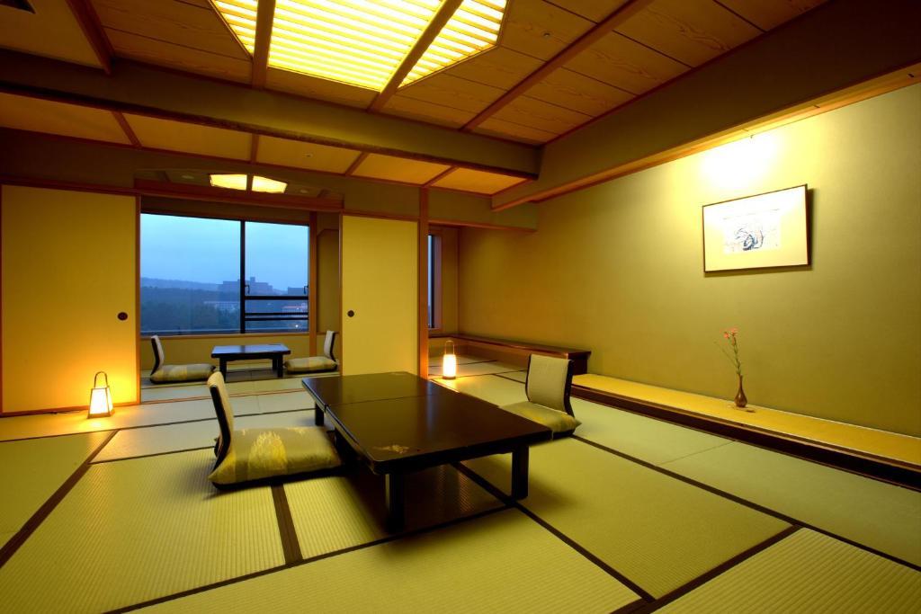 草津櫻井飯店新客殿一般客室