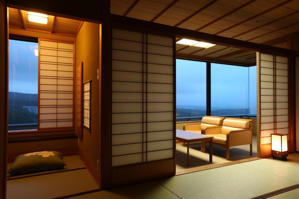 草津櫻井飯店新客殿特別室