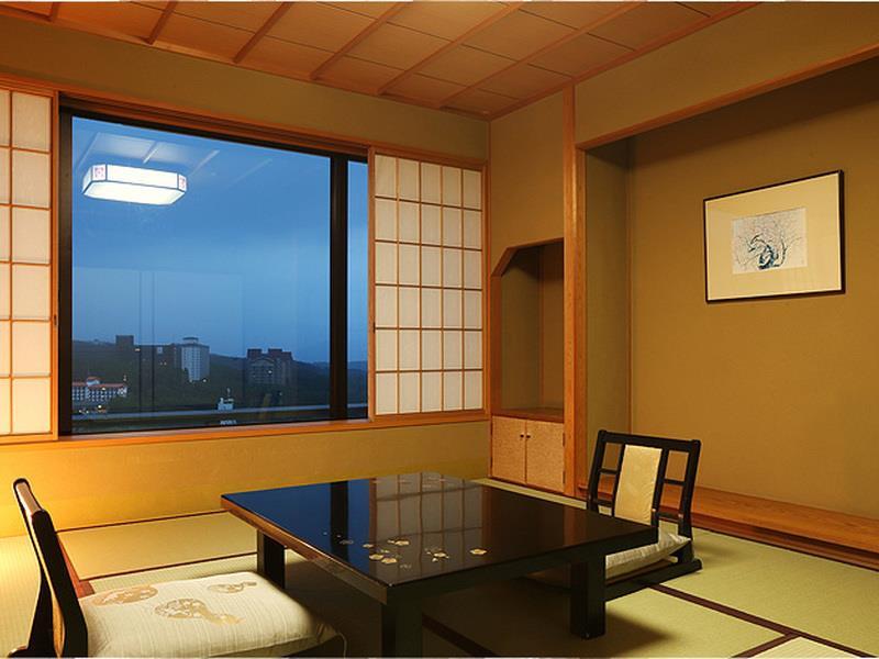 草津櫻井飯店新客殿貴賓室蓬萊