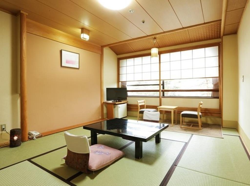 草津櫻井飯店本館和室