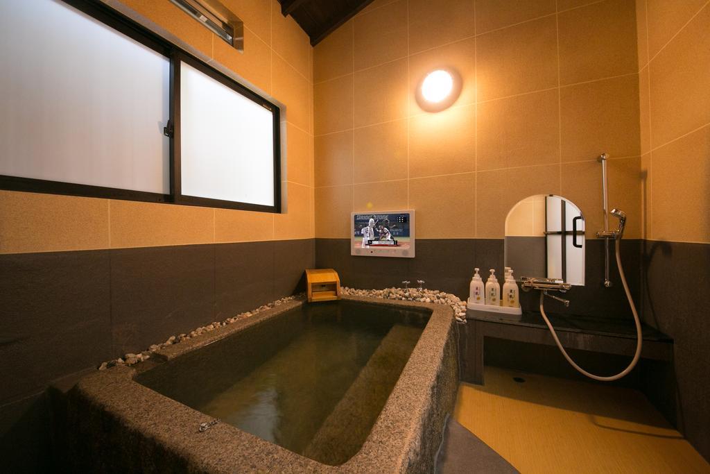 由布院仙洞旅館私人貸切風呂
