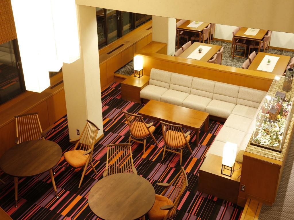 有馬溫泉小都里旅館大廳