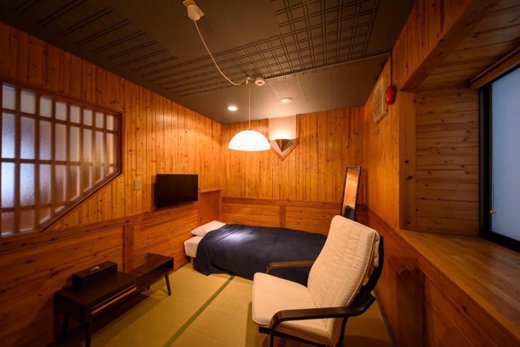 由布院愈富Iyotomi旅館單人房