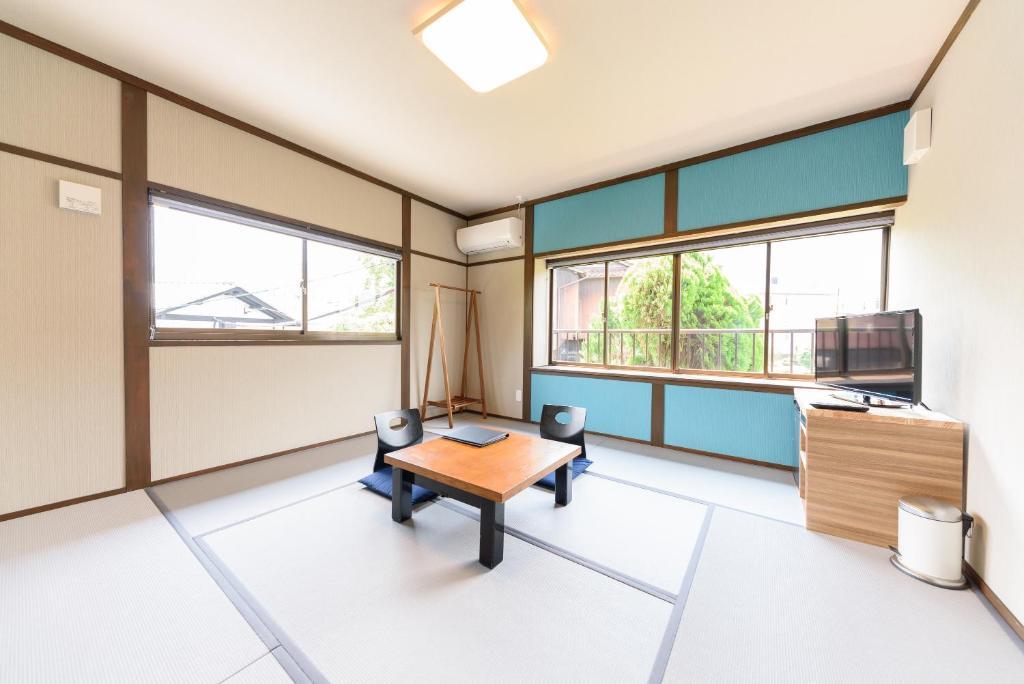 由布院愈富Iyotomi旅館和室無廁所房水缥