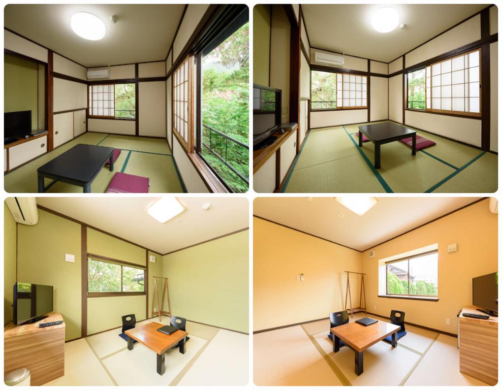 由布院愈富Iyotomi旅館和室無廁所房