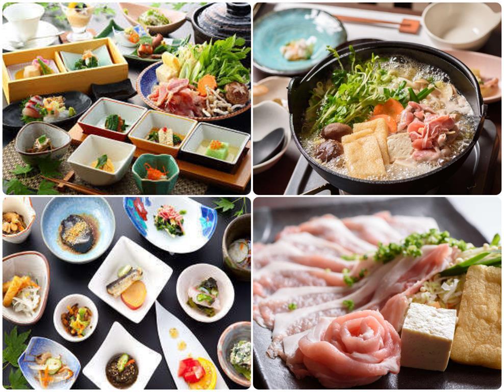 由布院愈富Iyotomi旅館料理