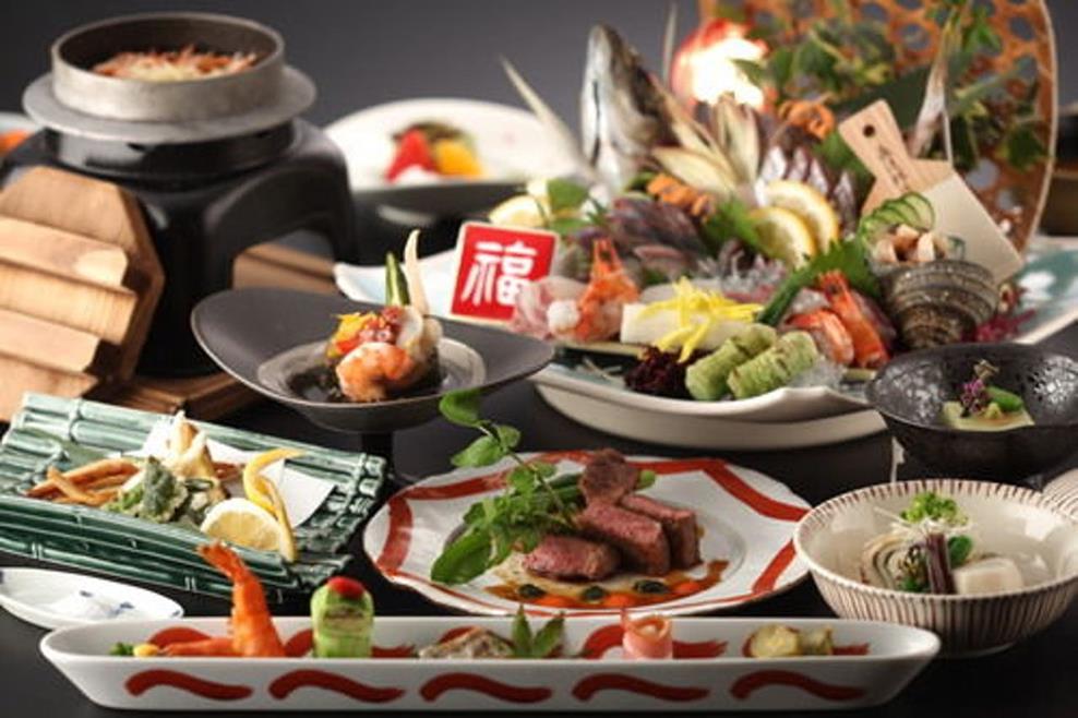 別府晴海魚類料理餐廳