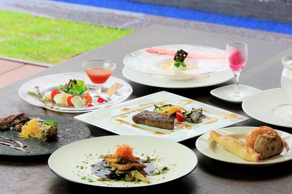 別府晴海法式料理餐廳