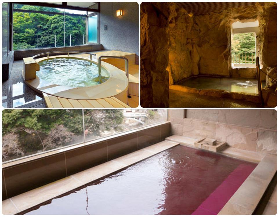 有馬溫泉月光園私人貸切風呂