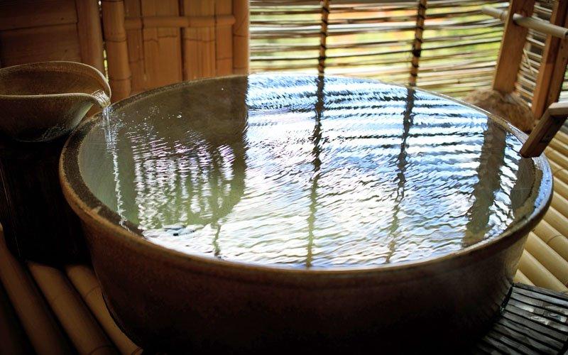 有馬溫泉中之坊瑞苑免費私人貸切風呂