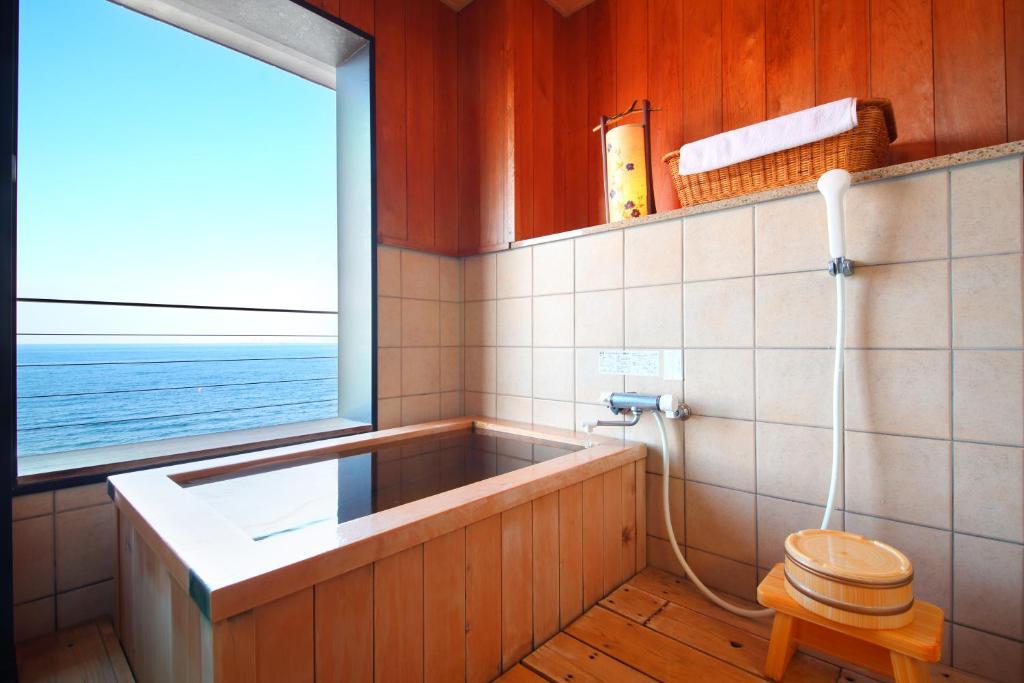 別府溫泉美松大江亭和洋室附半露天風呂