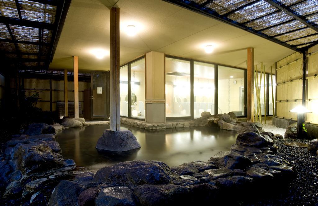 花別府旅館露天風呂