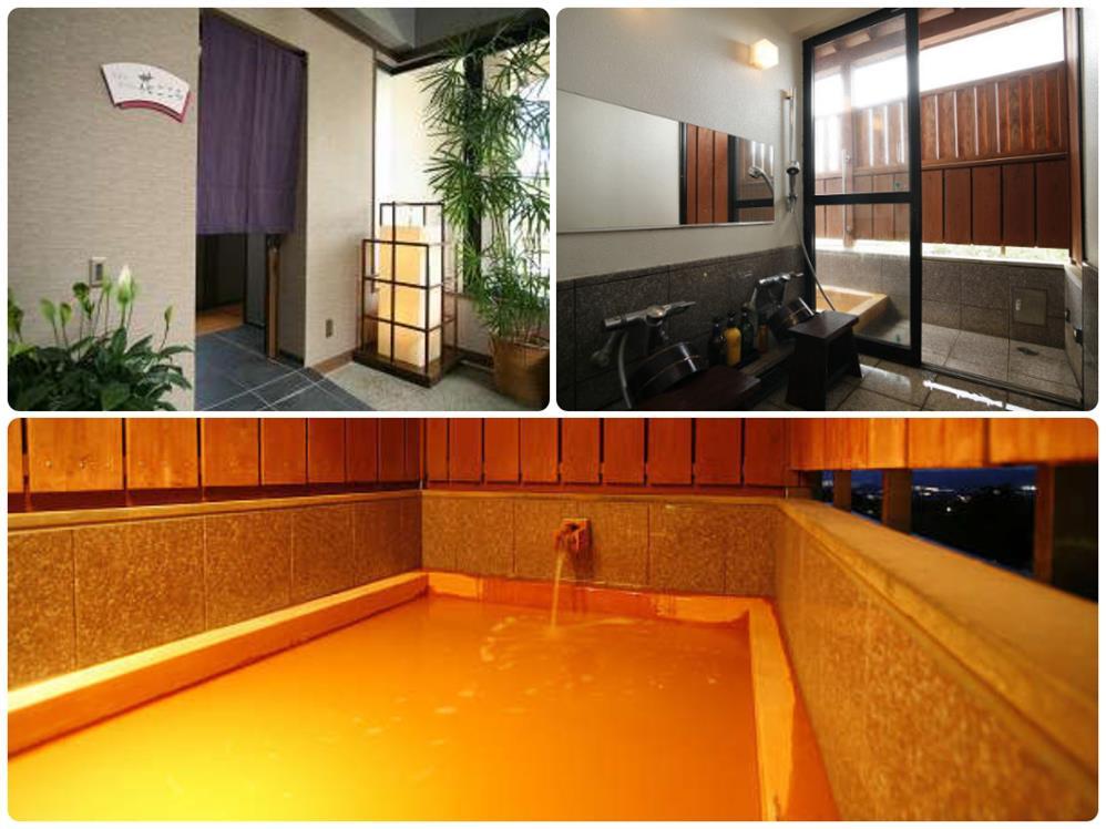 有馬花結旅館私人貸切風呂