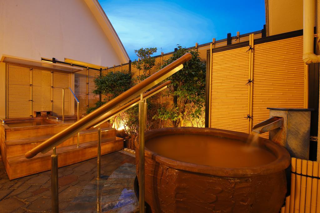 有馬溫泉花結旅館展望風呂