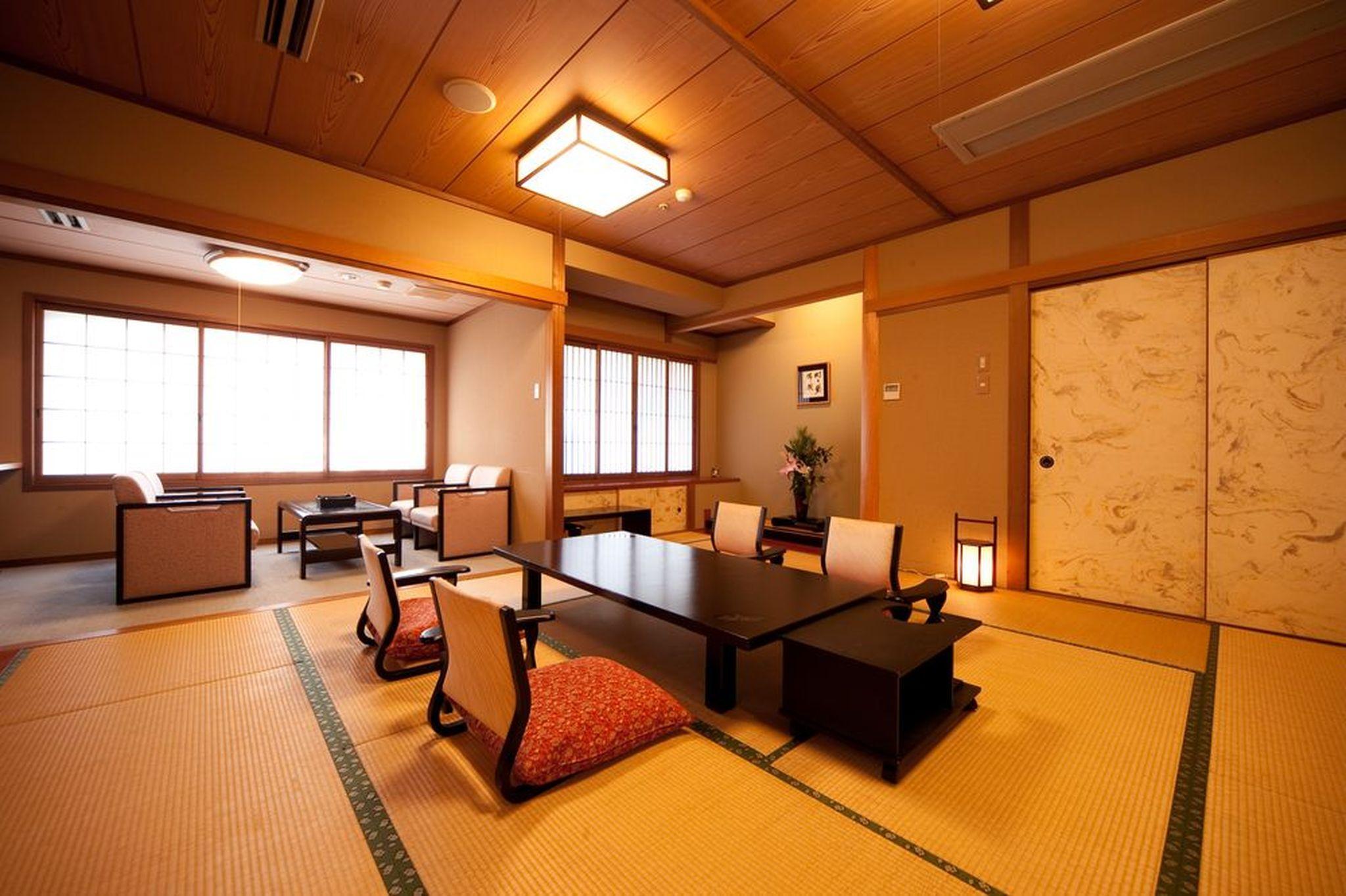 別府溫泉鬼山飯店特別室