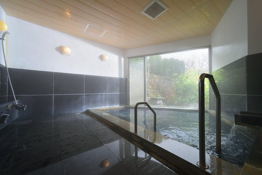 黑川瀨之本高原飯店私人風呂
