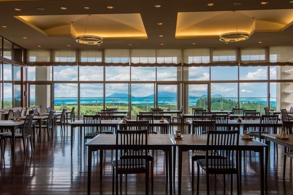 黑川瀨之本高原飯店景觀餐廳