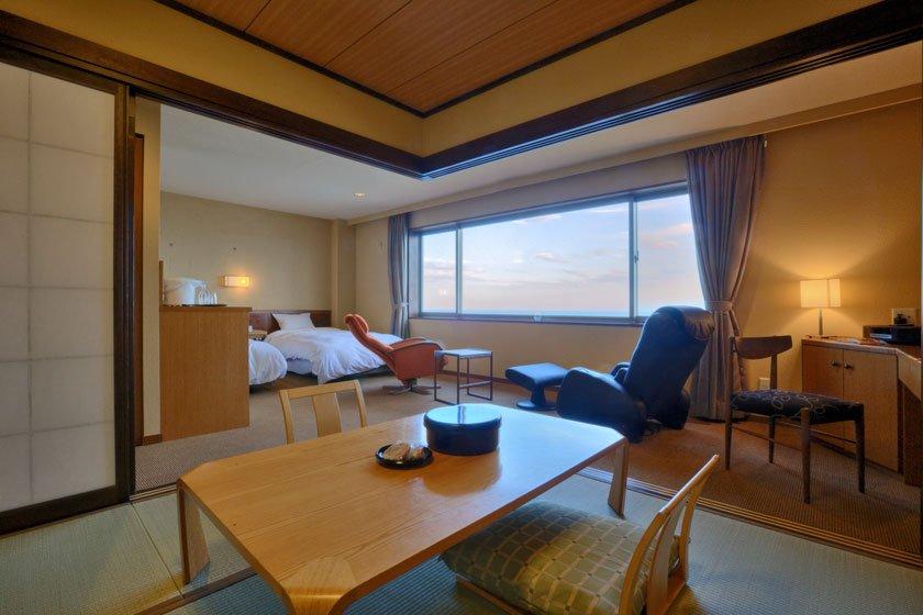 登別古川飯店和洋室