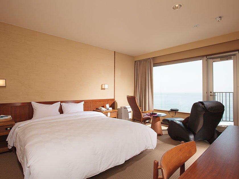 登別古川飯店雙人床房