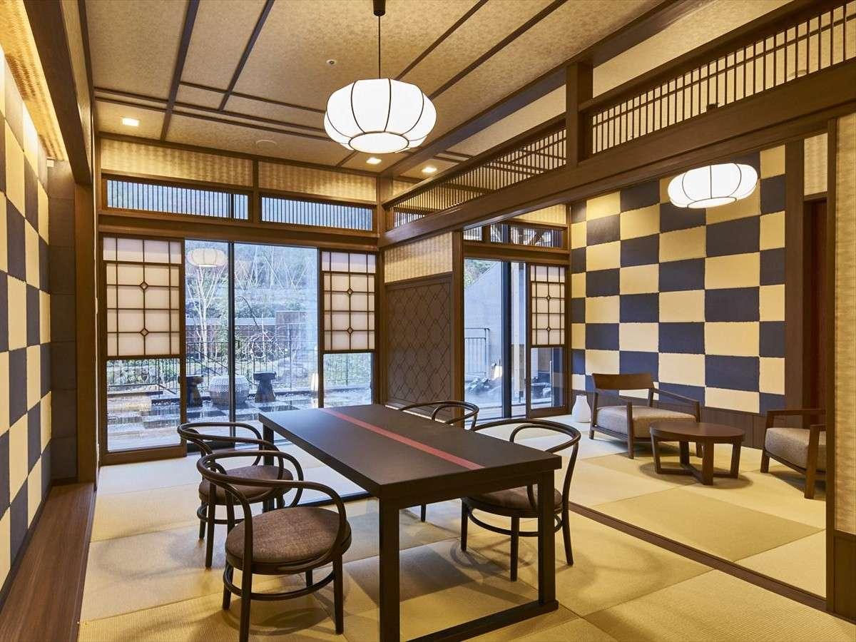 箱根溫泉天悠飯店特別室箱根遊山