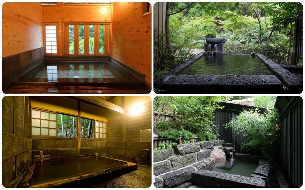 黑川溫泉奧之湯旅館私人貸切風呂