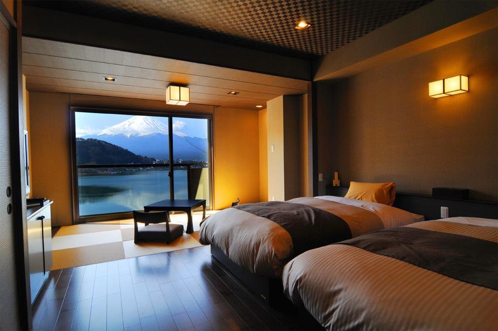 河口湖富士吟景別邸和洋室