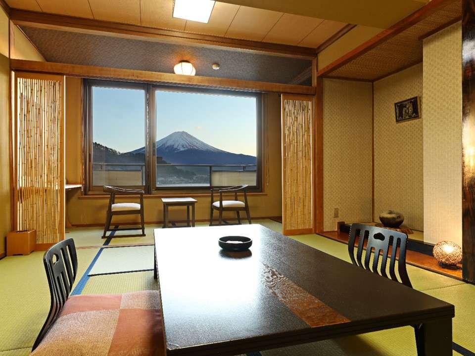 河口湖富士吟景和室