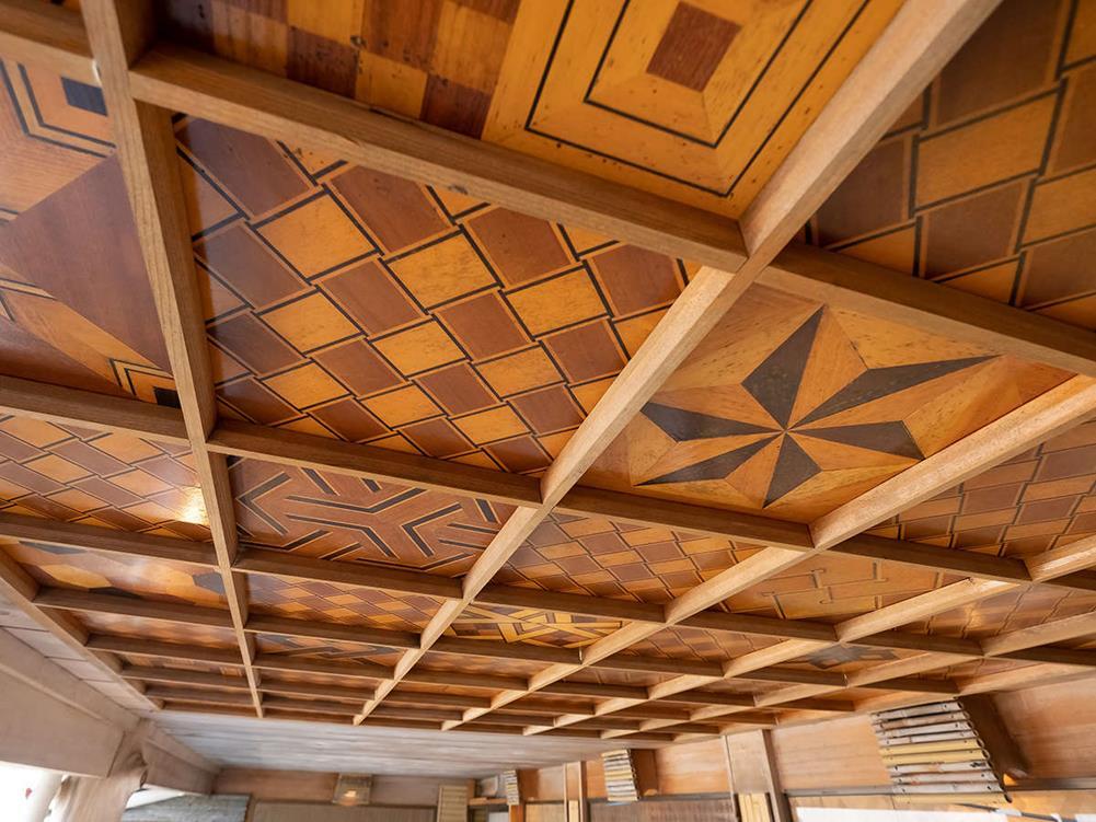 箱根溫泉山田家室內裝飾