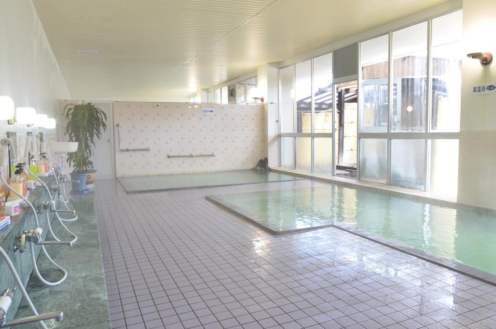 登別岩井飯店內風呂