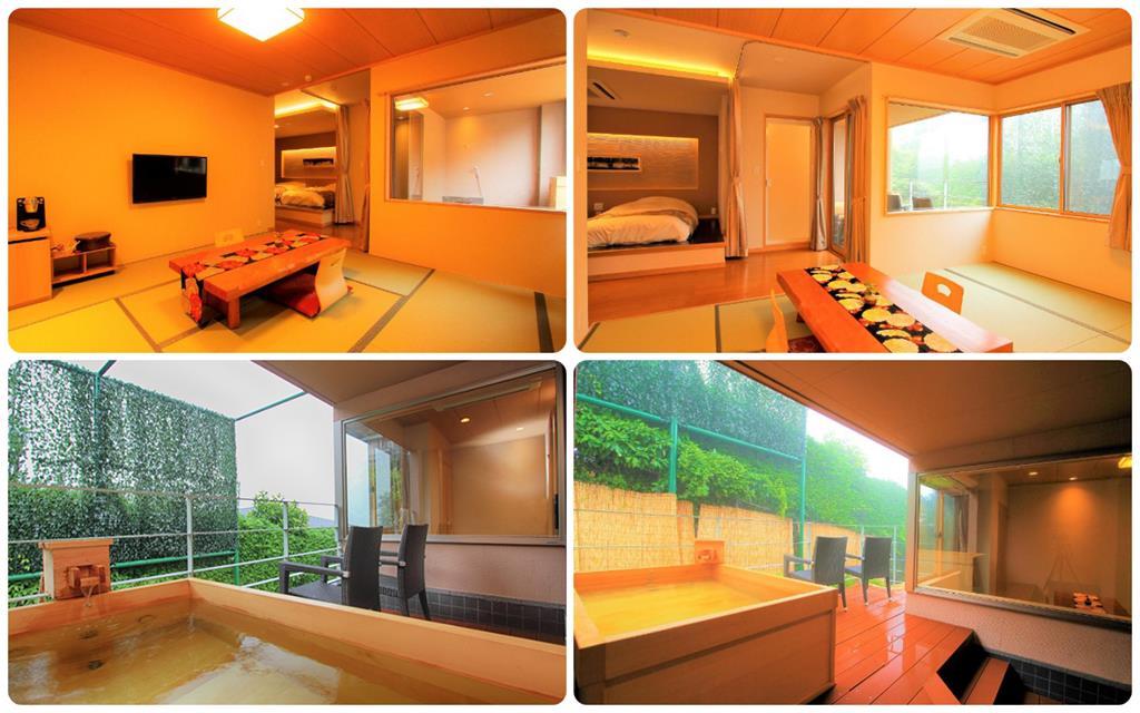 箱根溫泉星之光旅館一般和洋室