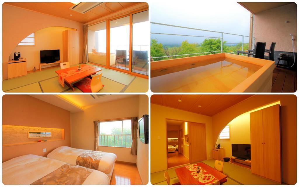 箱根溫泉星之光旅館高級和洋室